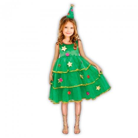 Disfraz ni a rbol navidad - Disfraz navideno nina ...