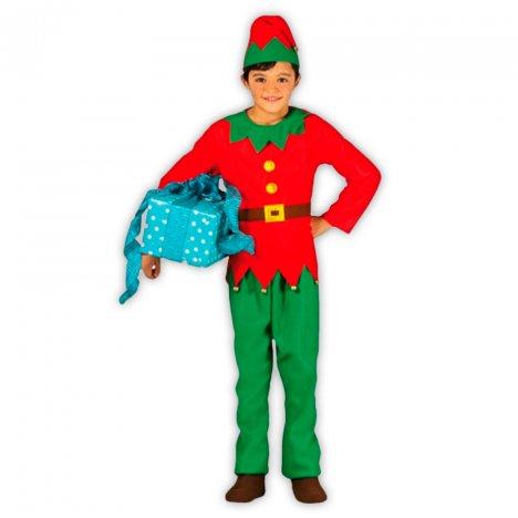 Disfraz ni o elfo navidad - Disfraz nino navidad ...